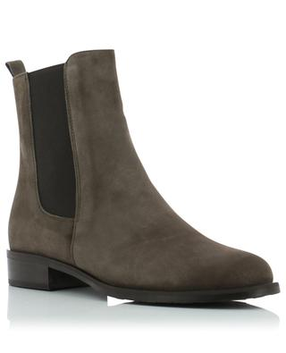 Flat suede ankle boots BONGENIE GRIEDER