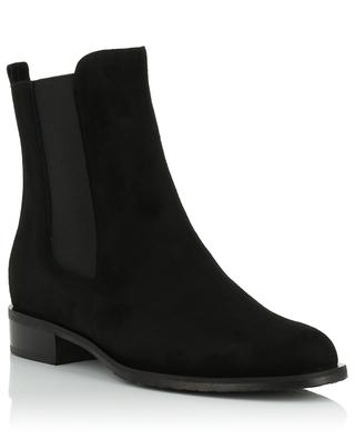 Flat suede ankle boots BON GENIE GRIEDER