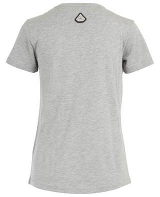 T-shirt en coton et modal Panther QUANTUM COURAGE