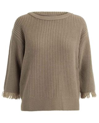 Merino wool jumper HEMISPHERE