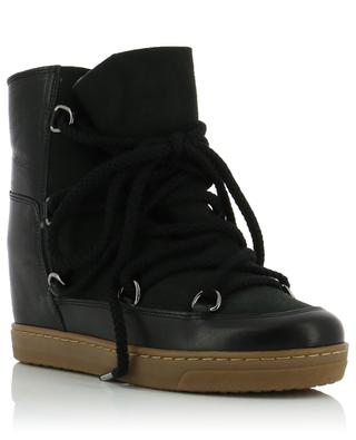 Nowles shearling ankle boots ISABEL MARANT