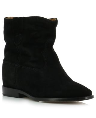 Crisi suede wedge ankle boots ISABEL MARANT