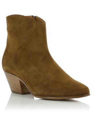 Dacken suede ankle boots ISABEL MARANT
