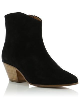 Bottines en daim Dacken ISABEL MARANT