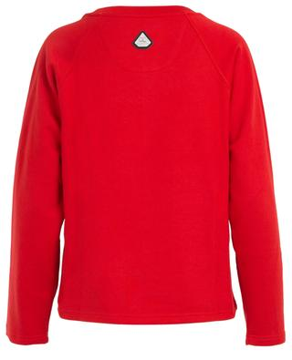 Sweatshirt aus Baumwolle Love Fighter QUANTUM COURAGE