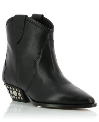 Dawyna leather ankle boots ISABEL MARANT