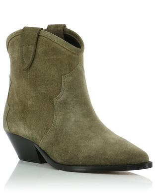 Dewina suede ankle boots ISABEL MARANT