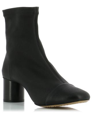 Daisy leather ankle boots ISABEL MARANT