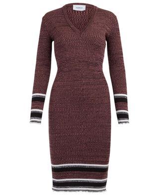 Robe chaussette en laine mélangée DONDUP
