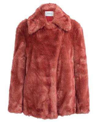Faux fur jacket DONDUP
