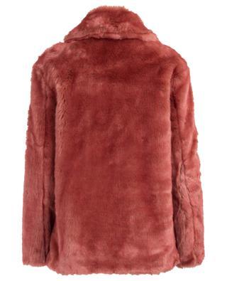 Faux fur jacket DONDUP