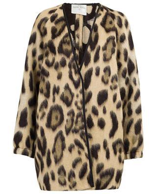 My Coat leopard coat FORTE FORTE