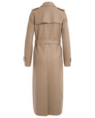 Virgin wool trench coat HARRIS WHARF
