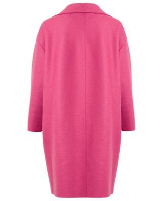 Virgin wool oversize coat HARRIS WHARF