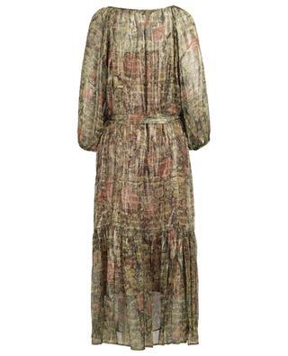 Langes Kleid aus Seidenmix Paturage MES DEMOISELLES
