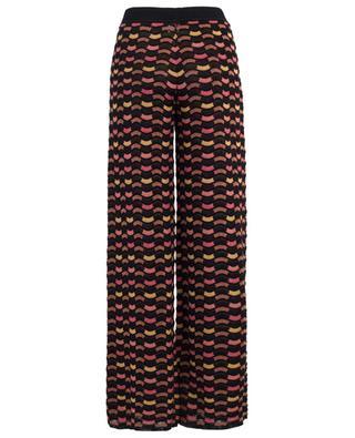 Pantalon large en lurex M MISSONI