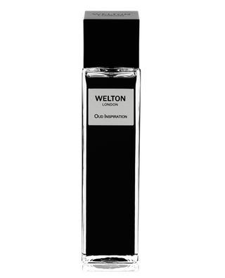 Oud Inspiration eau de parfum WELTON LONDON