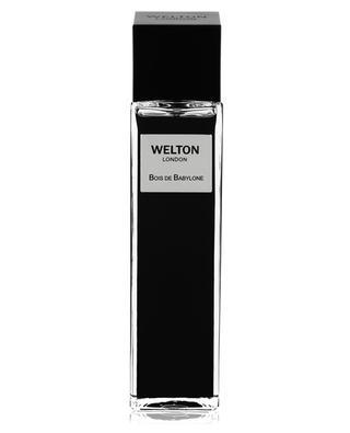 Bois de Babylone eau de parfum WELTON LONDON