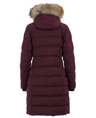 Naomi virgin wool down jacket PARAJUMPERS