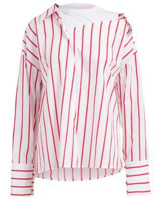 Gestreiftes Hemd aus Baumwolle THE SHIRT