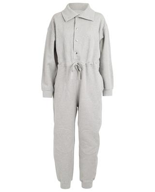 Fleece-lined cotton jumpsuit PHILOSOPHY