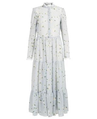 Robe longue fleurie PHILOSOPHY