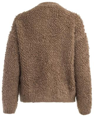 Mohair and wool blend cardigan BRUNELLO CUCINELLI