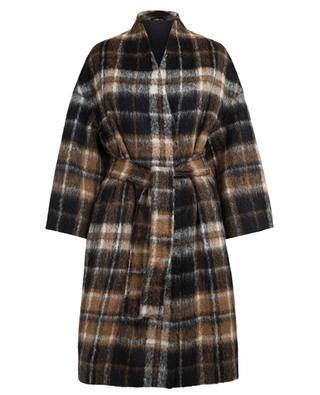 Alpaca and virgin wool coat BRUNELLO CUCINELLI
