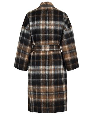 Manteau en alpaga et laine vierge BRUNELLO CUCINELLI