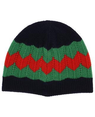 Mütze aus Wolle GUCCI