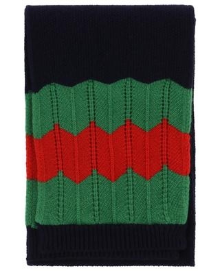 Schal aus Wolle GUCCI