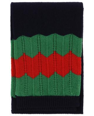 Wool scarf GUCCI