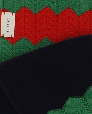 Écharpe en laine GUCCI