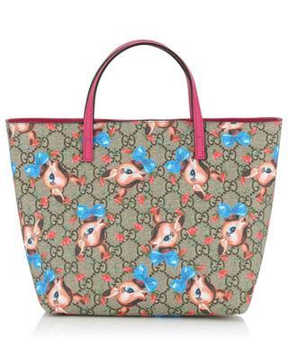 GG Fawn children's tote bag GUCCI