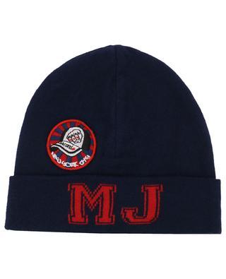 Mütze und Schal aus Baumwolle und Wolle LITTLE MARC JACOBS