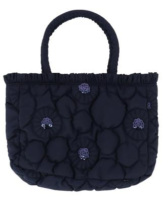 Clara fabric mini-handbag CHARABIA
