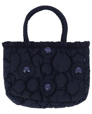 Mini-Handtasche aus Stoff Clara CHARABIA
