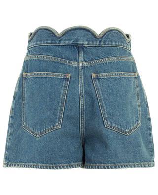 Denim shorts VALENTINO