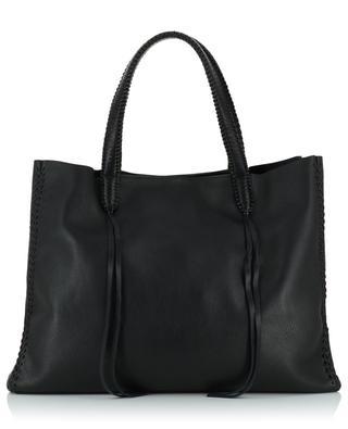 Meteorite Tote leather tote bag CALLISTA