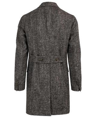 Lang silk, mohair and wool coat BARBA