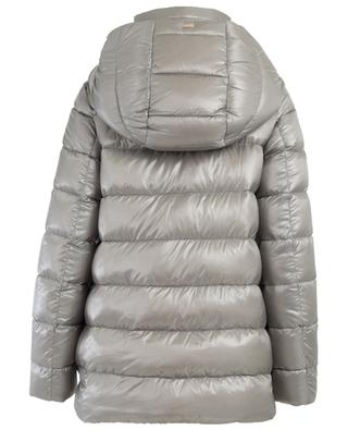 Material blend down jacket HERNO