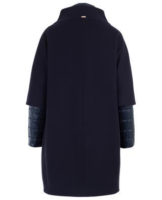 Manteau 2-en-1 en laine HERNO