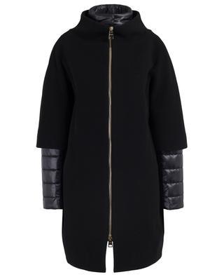 2-in-1 wool coat HERNO