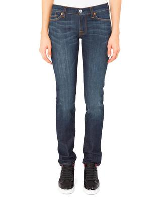 Straight Leg Washed Jeans 7 FOR ALL MANKIND