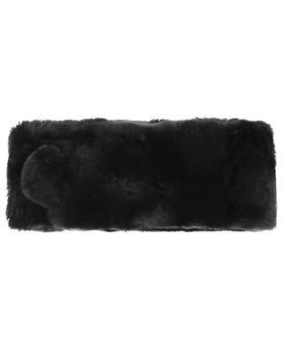 Schal aus Kaninchenfell BONGENIE GRIEDER