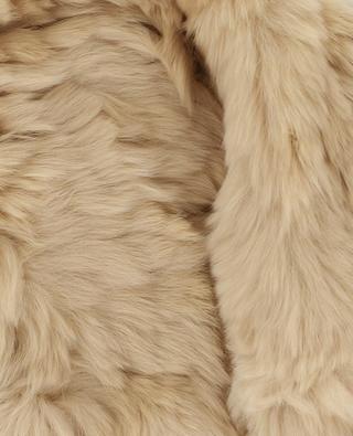 Schal aus Kaninchenpelz BONGENIE GRIEDER
