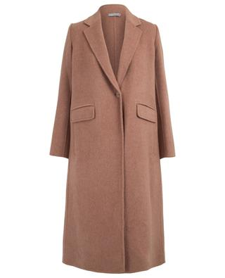 Long oversize wool coat VINCE