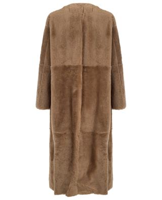 Reversible shearling coat YVES SALOMON