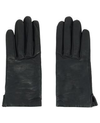 Leslie leather gloves AGNELLE