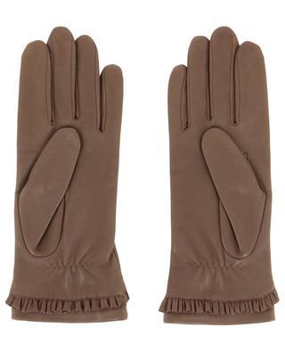Handschuhe aus Leder AGNELLE
